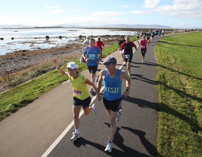 Galway 10k run october