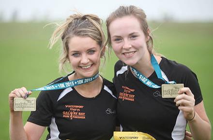 A Marathon Day in Galway